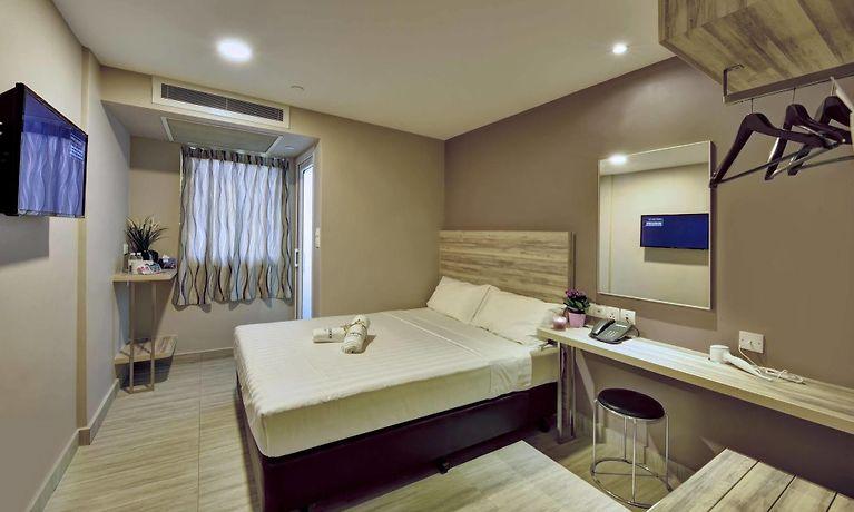 Fragrance Hotel Crystal Singapore